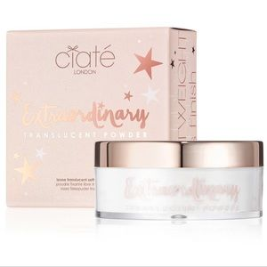BNIB Ciate Translucent Powder